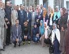 وفد من جمعية العلماء المسلمين الجزائريين ـ بسكرة ـ بزيارة لمقر الجمعية الوطني